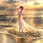夕波のドレス - 碧風羽