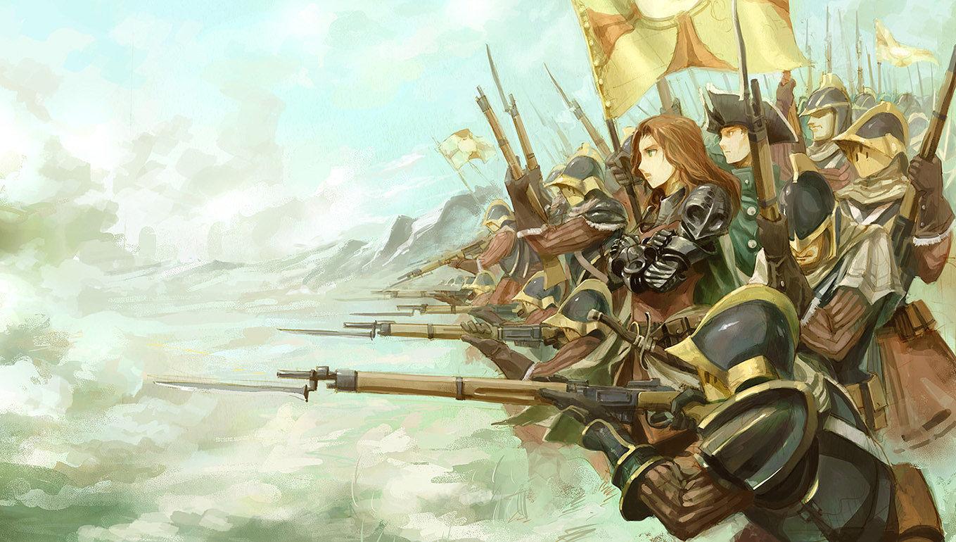 戦列歩兵 - ※Kome
