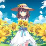 お日様の花 - アシマ / Ashima