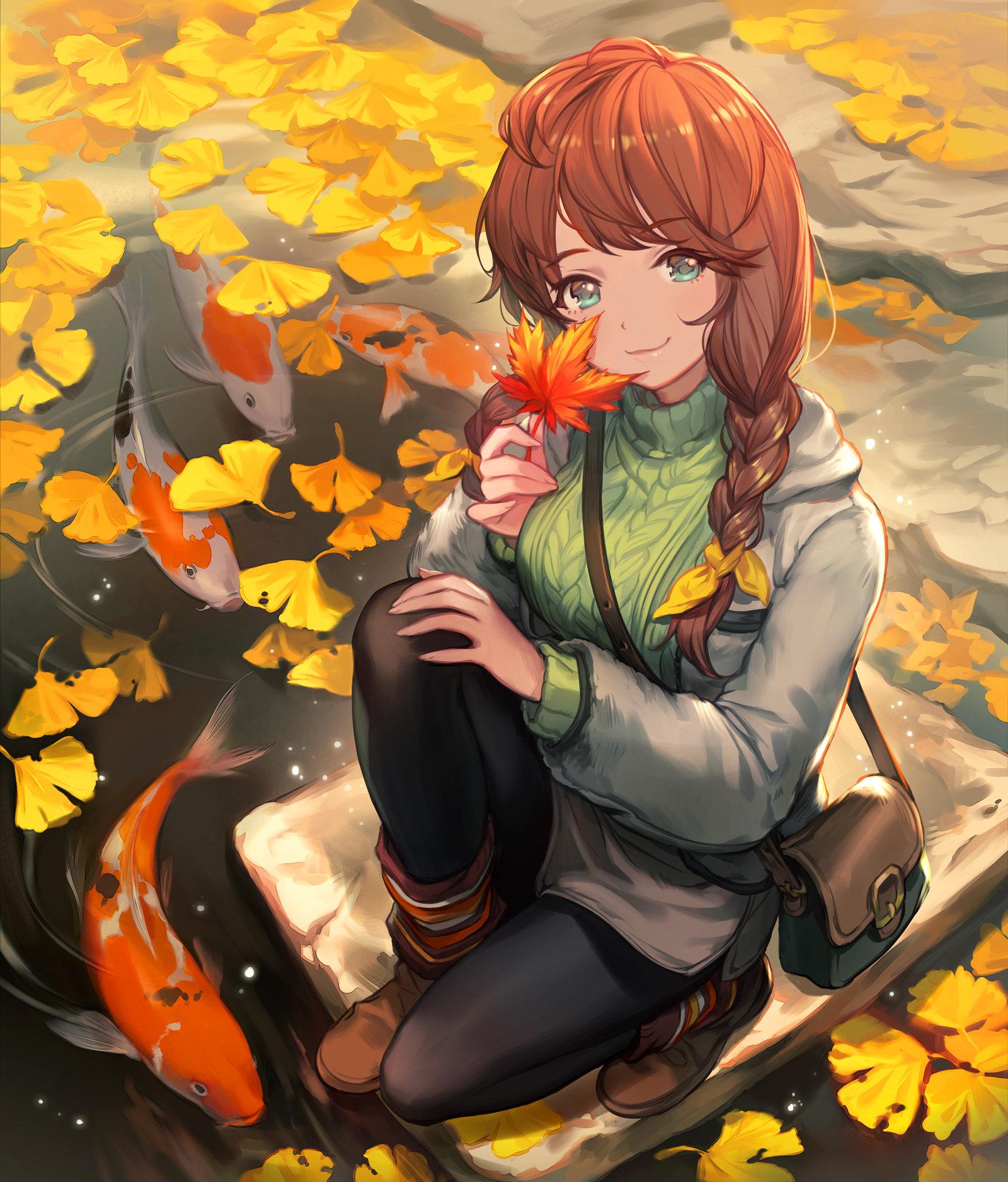 秋の絵 - ヘスン
