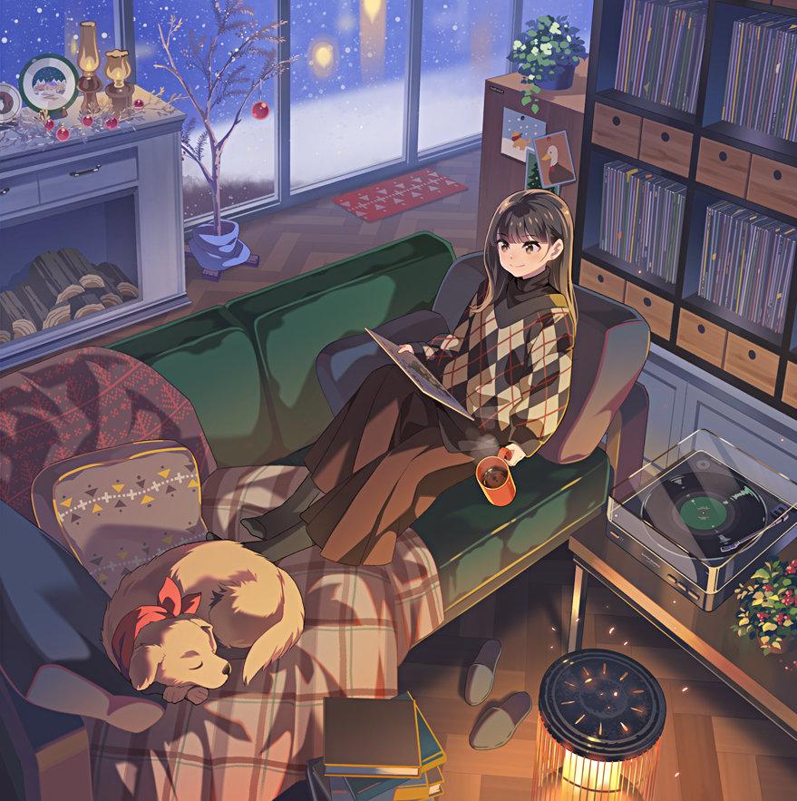 Happy holidays! -  BF.