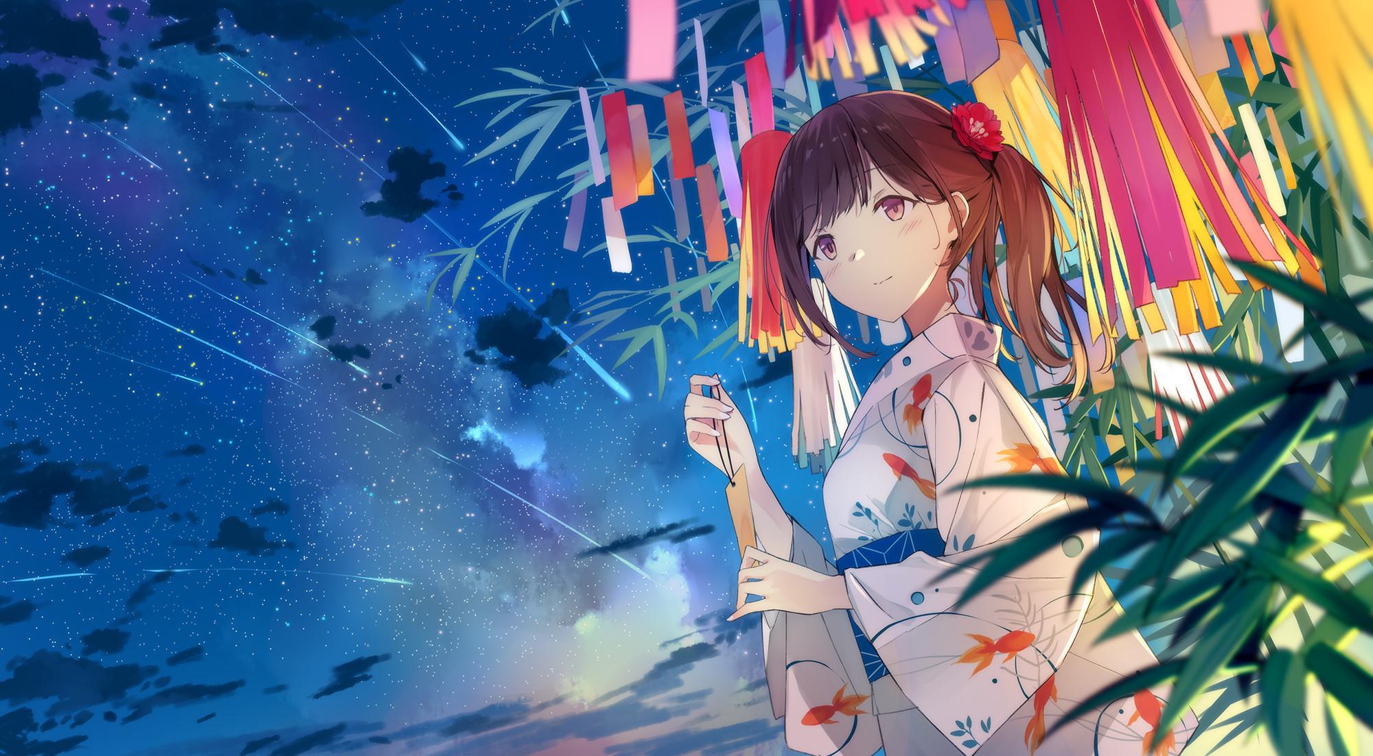 七日の流星 - アシマ / Ashima