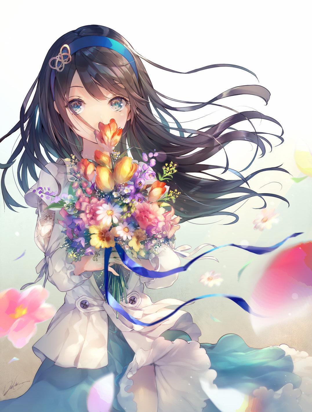 花束を - DeeCHA