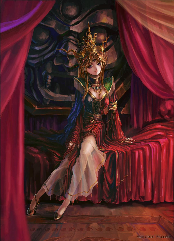 女神の花嫁 - ushas