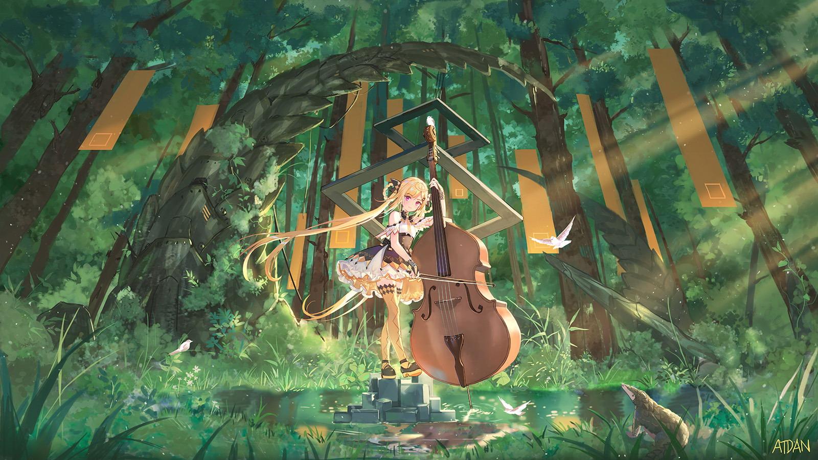Forest - ATDAN-