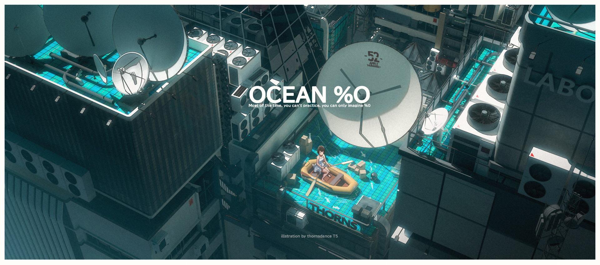 ocean %0 - T5